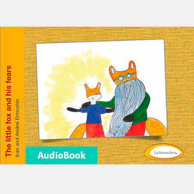 The little fox and his fears Audiobook