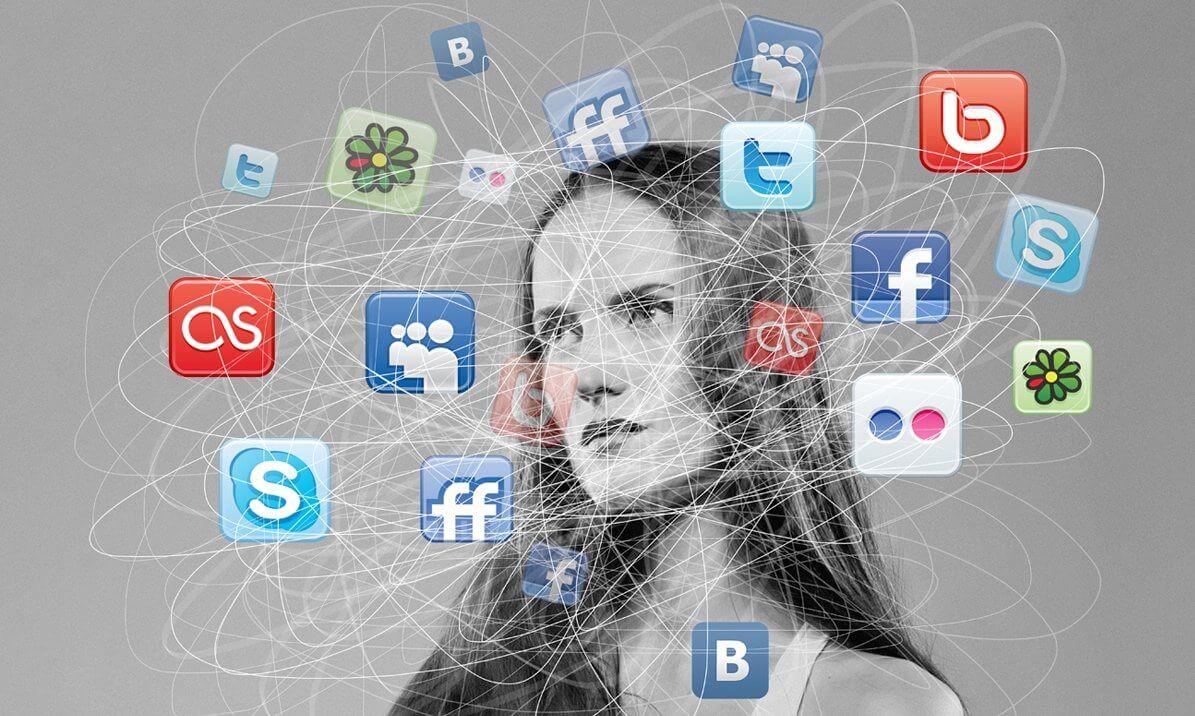 Зависимость от социальных сетей - один из признаков бессмысленной жизни